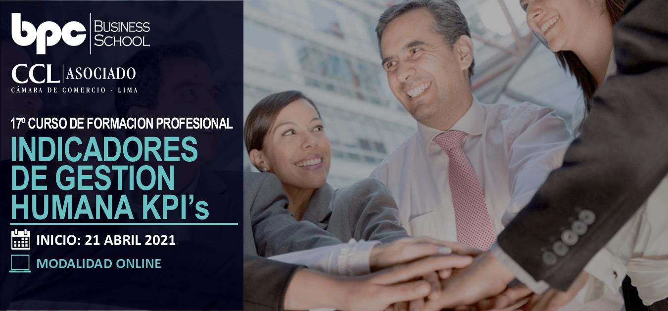 17º Curso de Indicadores de Gestión Humana KPI's