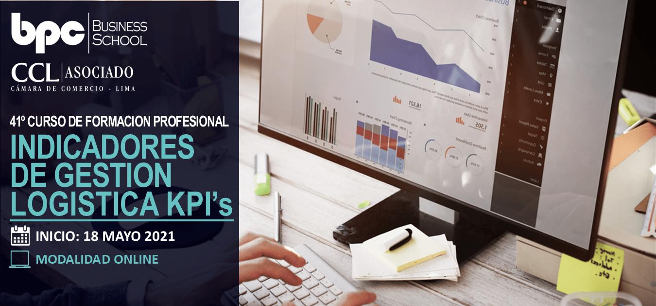 41º Curso en Indicadores de Gestión Logística KPI's