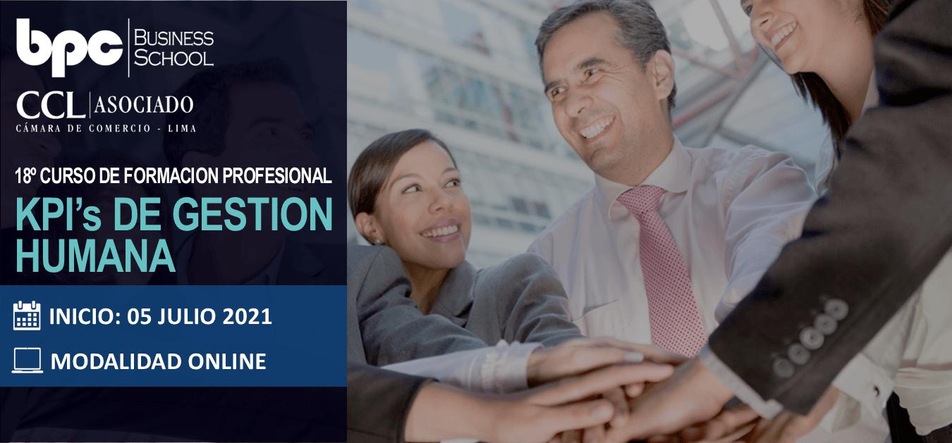 18º Curso de Indicadores de Gestión Humana KPI's