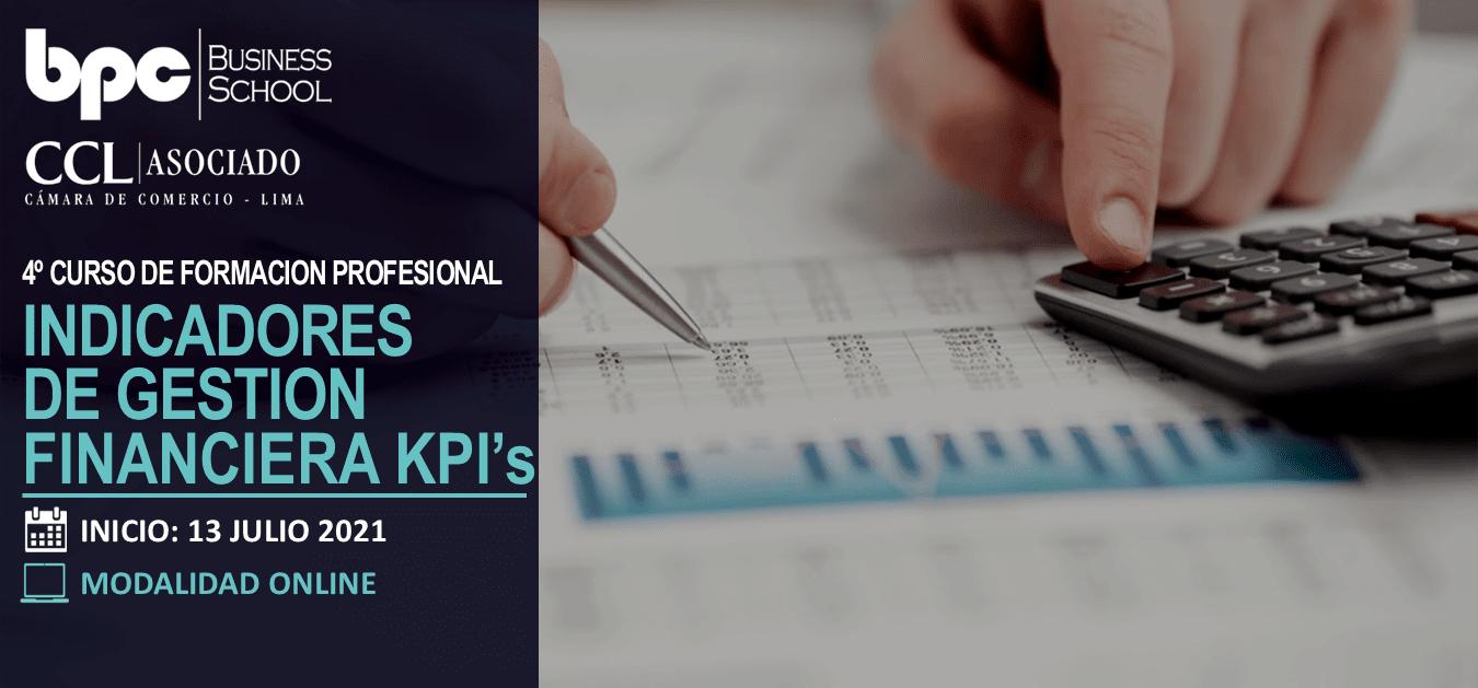 4º Curso de Indicadores de Gestión Financiera KPI's
