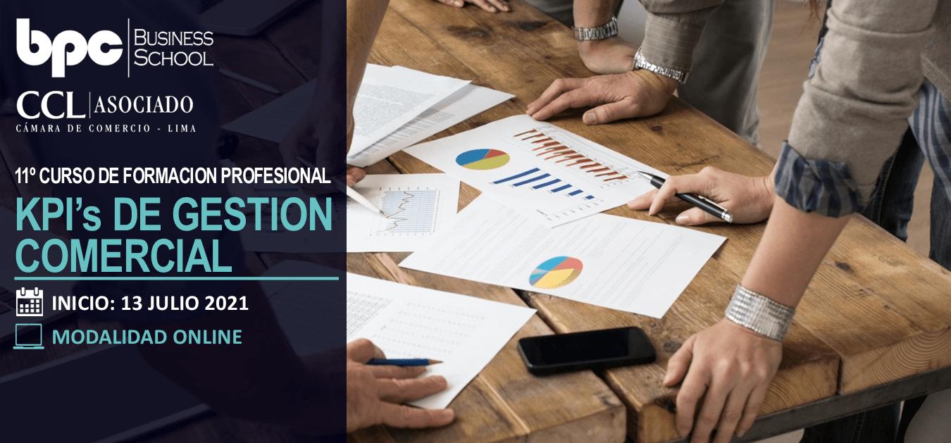 11º Curso de Indicadores de Gestión Comercial KPI's