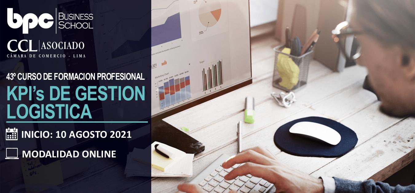 43º Curso de Indicadores de Gestión Logística KPI's