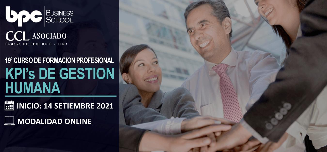 19º Curso de Indicadores de Gestión Humana KPI's