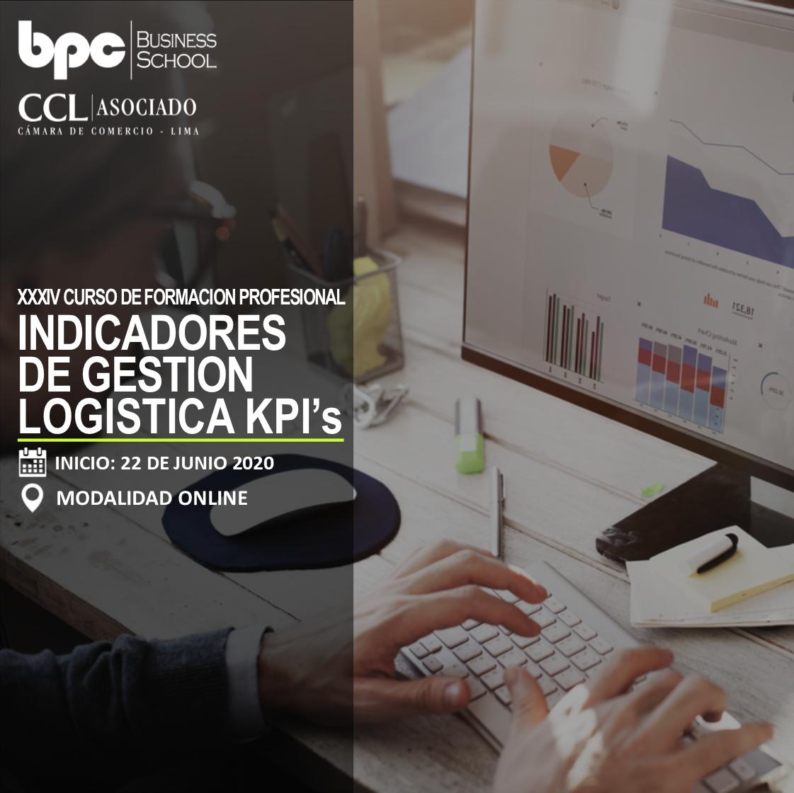 XXXIV Curso de Indicadores de Gestión Logística KPI's