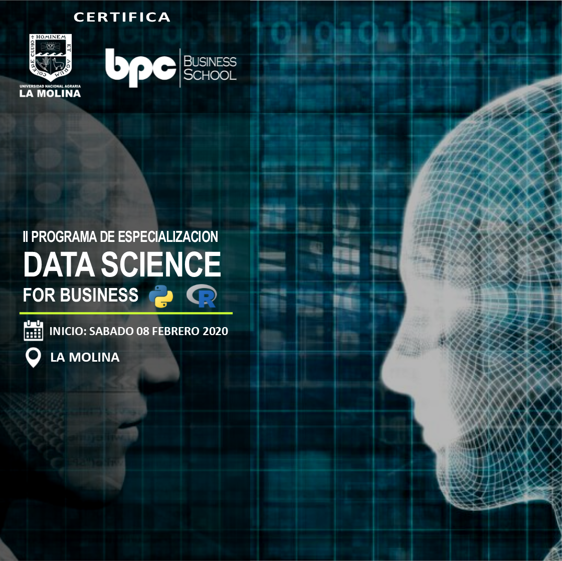 II PDE en Data Science  for Business (Estado de Emergencia)