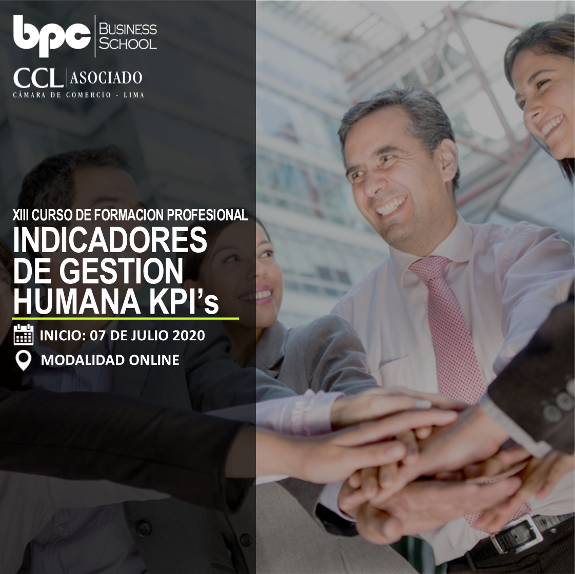 XIII Curso de Indicadores de Gestión Humana KPI's