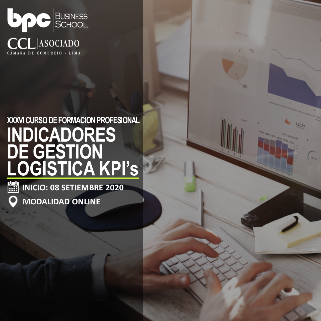 XXXVI Curso de Indicadores de Gestión Logística KPI's