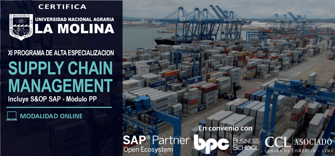 XI PAE en Supply Chain Management