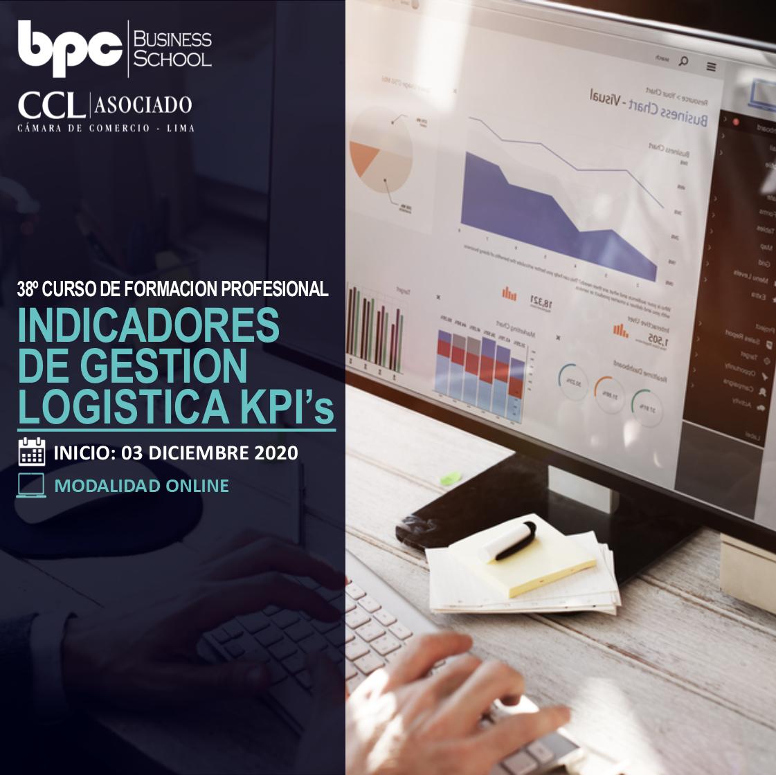38º Curso de Indicadores de Gestión Logística KPI's