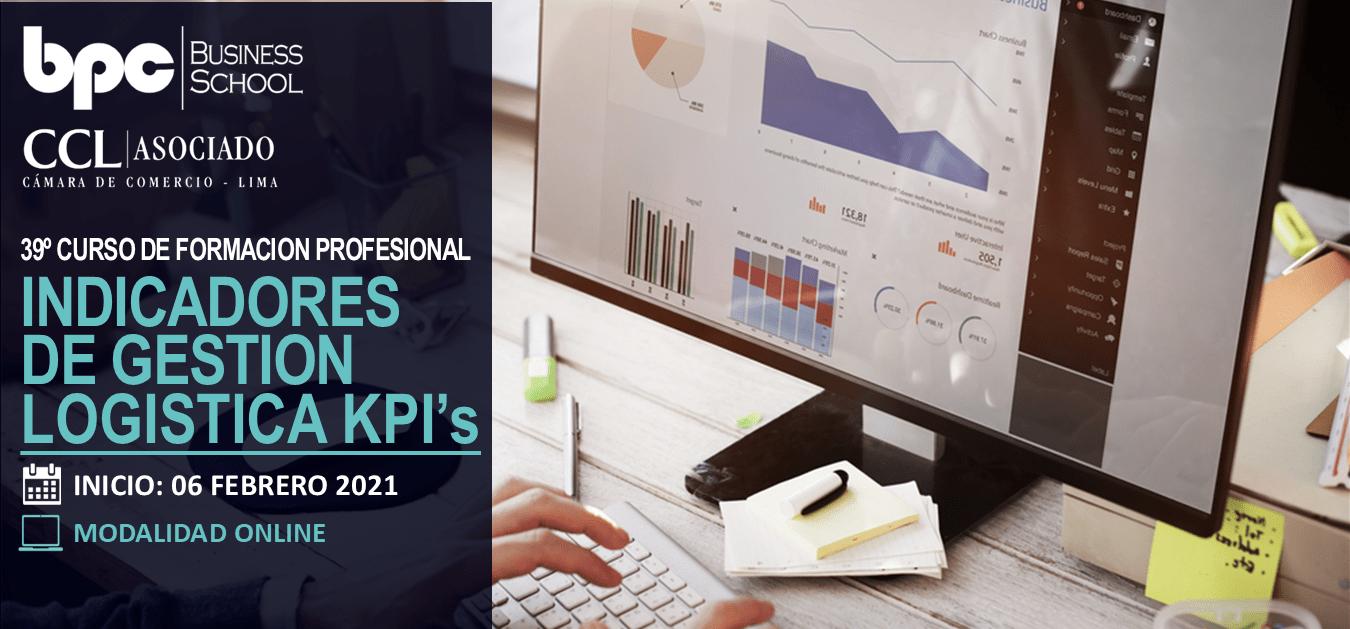 39º Curso de Indicadores de Gestión Logística KPI's